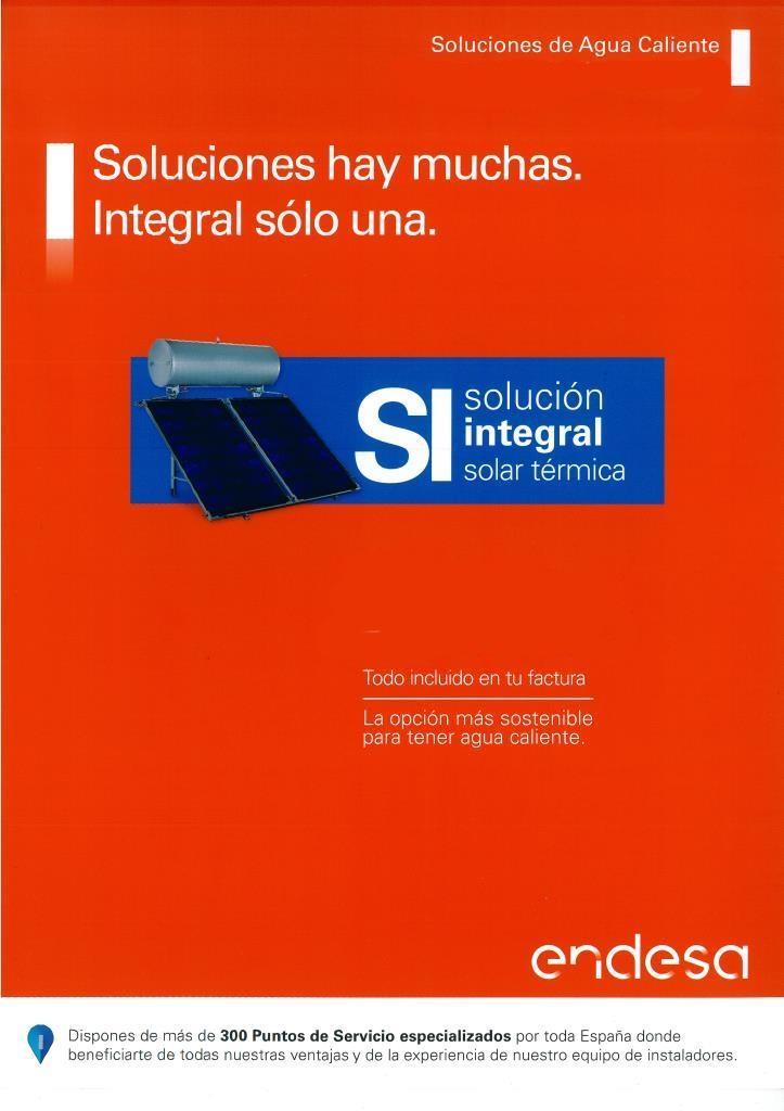Servicio Tecnico ENDESA. ALECO Empresa Multimarca en instalación y Mantenimiento de Paneles Solares.